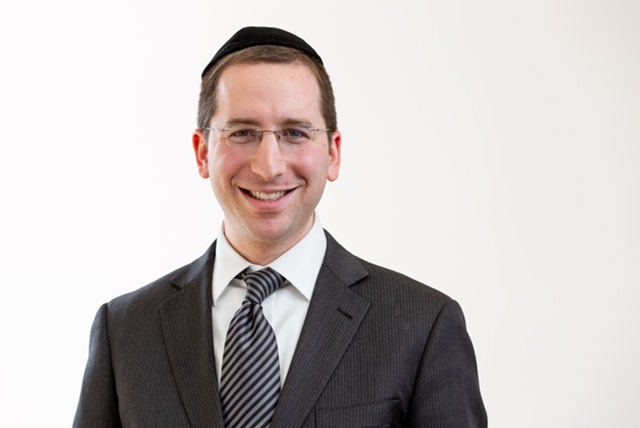 Rabbi Shay Schachter